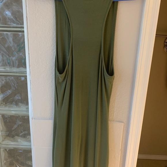 bebe Dresses & Skirts - Bebe mid leg dress